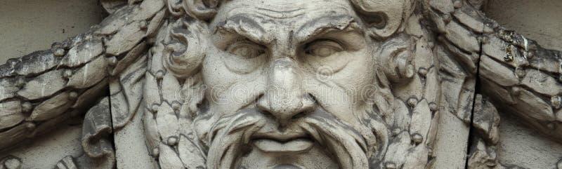 Зевс бога стоковая фотография