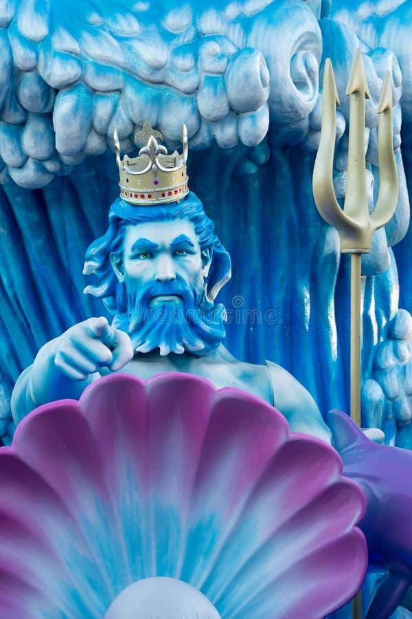 Зевс бог богов стоковые фотографии rf