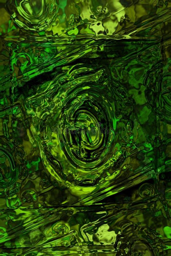 зеленая жидкость стоковые изображения rf