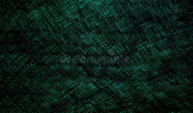 Зеленая и черная затеняемая текстурированная предпосылка бумажная текстура предпосылки grunge обои предпосылки стоковое фото