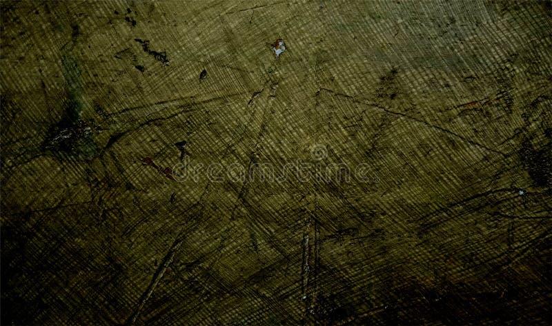 Зеленая и черная затеняемая текстурированная предпосылка стены текстура предпосылки grunge обои предпосылки стоковое изображение