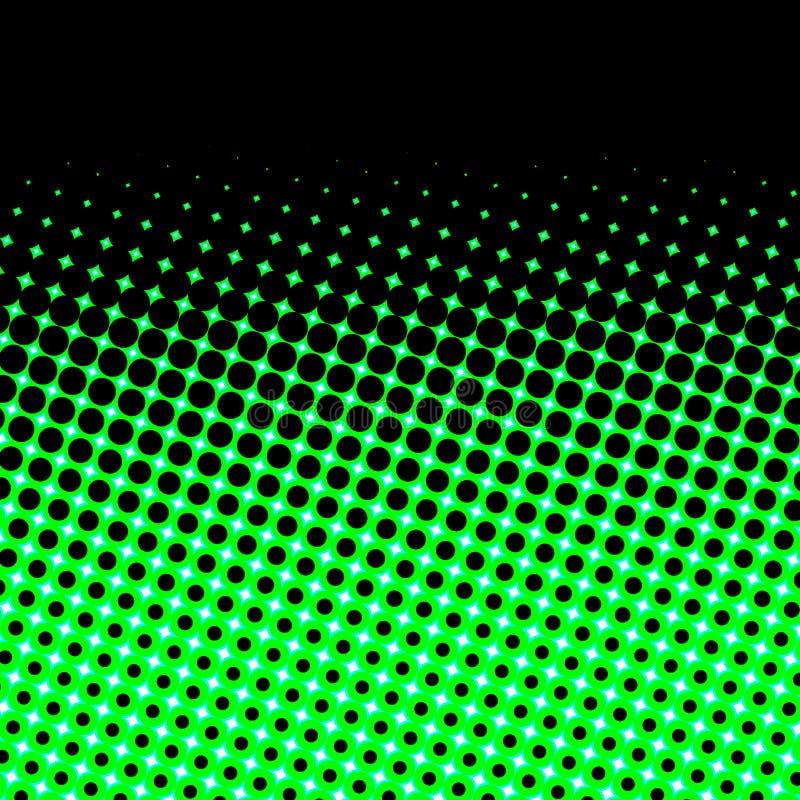 зеленая картина иллюстрация штока