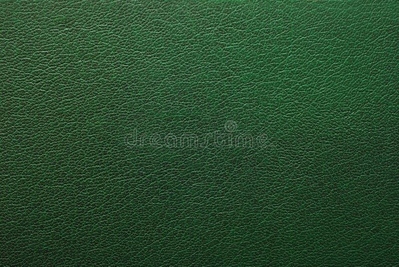 зеленая кожаная текстура стоковое изображение rf