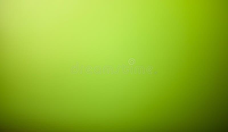 Зеленая предпосылка градиента стоковые изображения rf