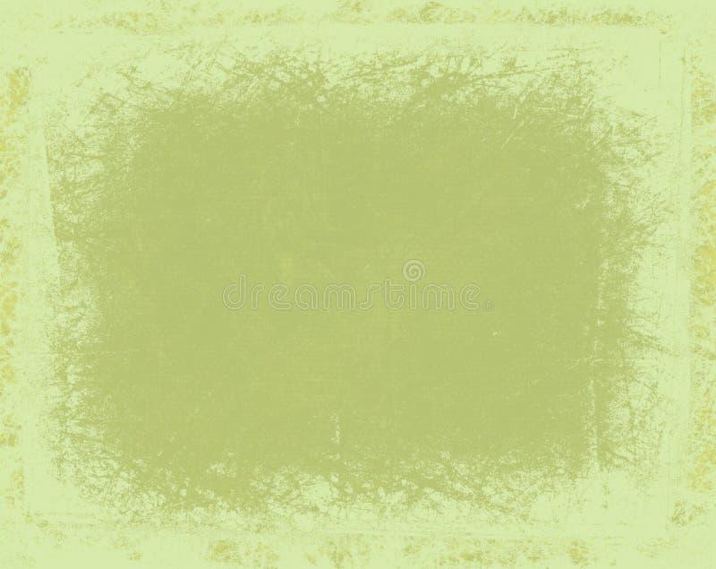 Зеленая grungy предпосылка стоковые фото