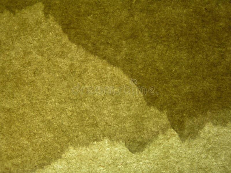 зеленая handmade бумага стоковые изображения rf