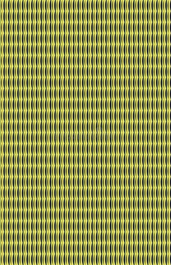 Зеленое золото или сибирка покрасили металлическую поверхность иллюстрация вектора