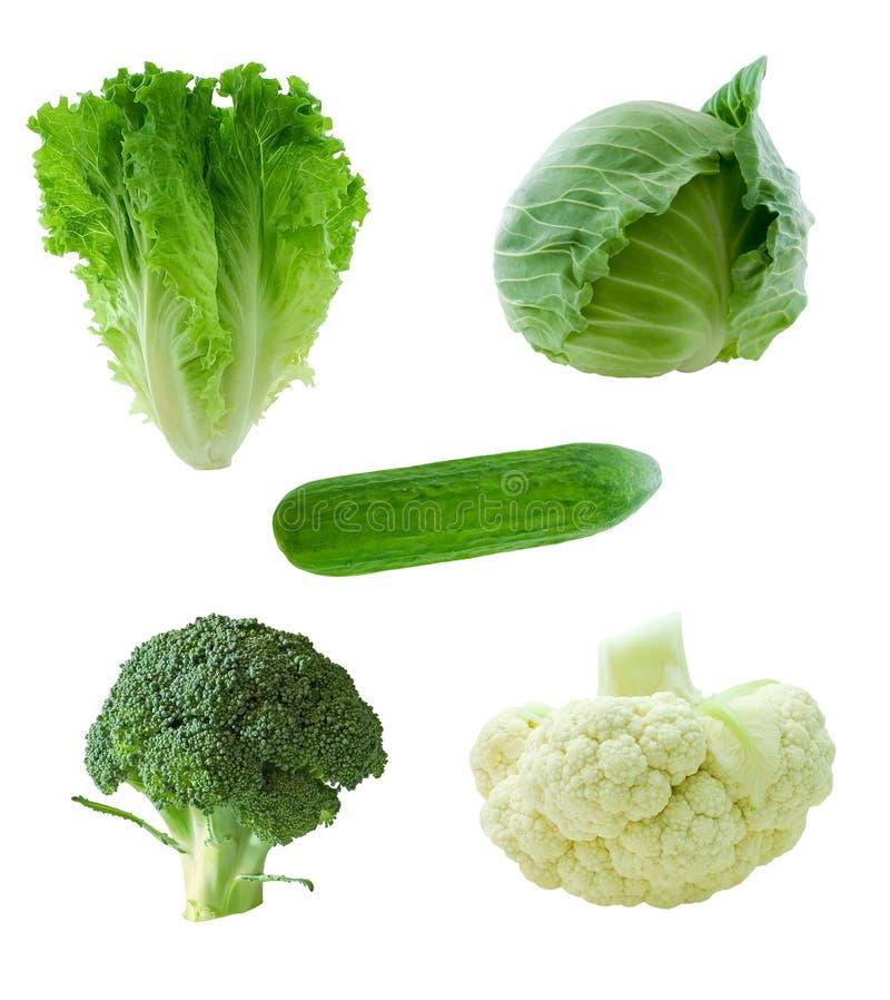 Download зеленые овощи стоковое изображение. изображение насчитывающей парчи - 487597
