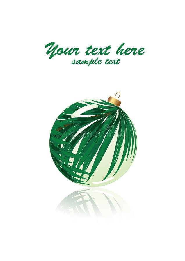 зеленый вектор праздника бесплатная иллюстрация