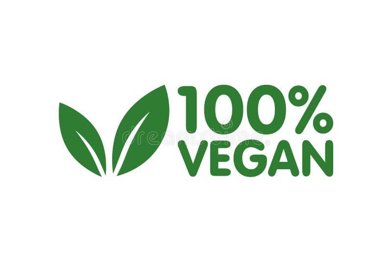 Зеленый значок лист на белой предпосылке бесплатная иллюстрация
