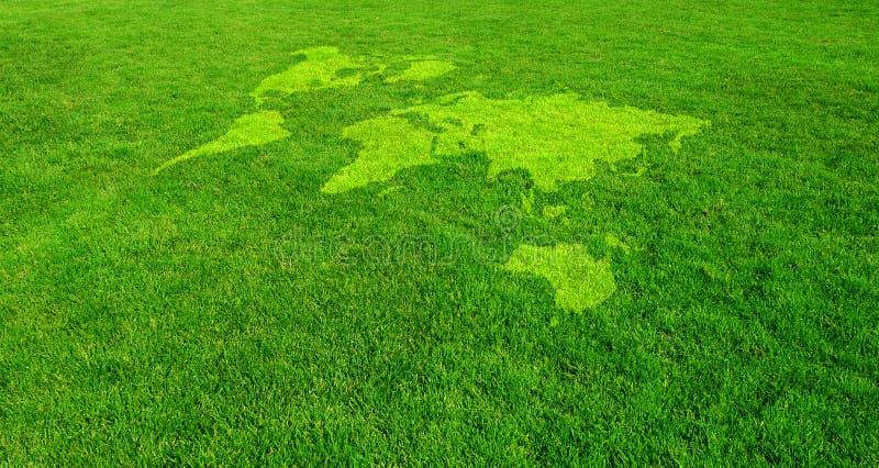 зеленый мир стоковая фотография rf