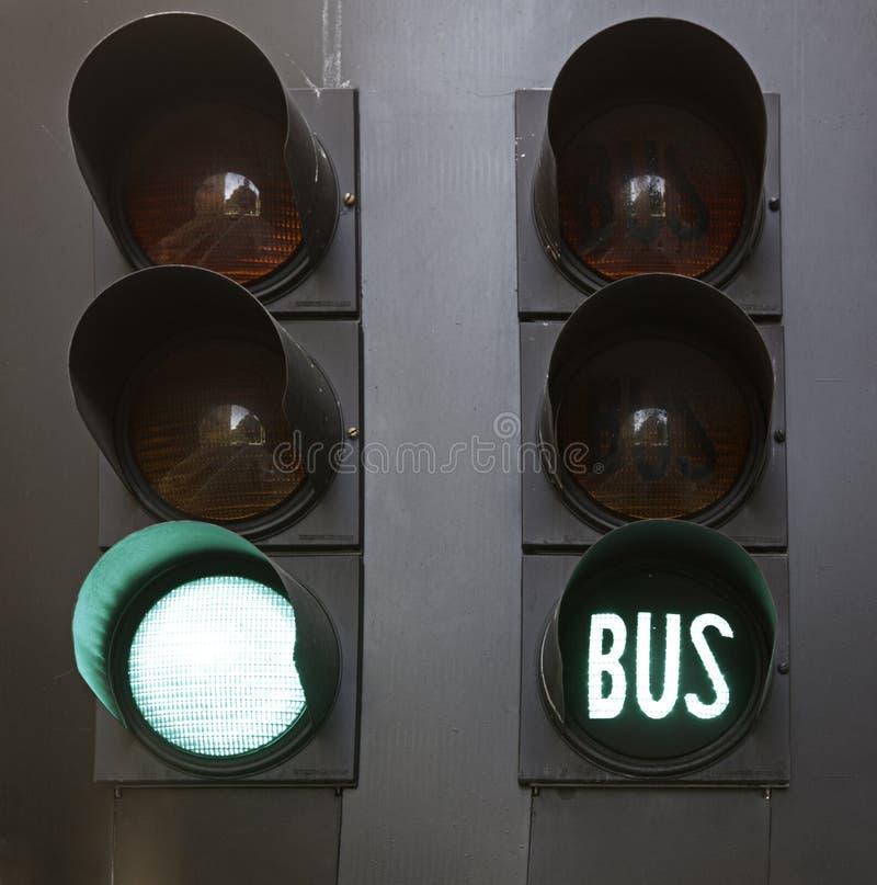 Зеленый светофор стоковые фотографии rf
