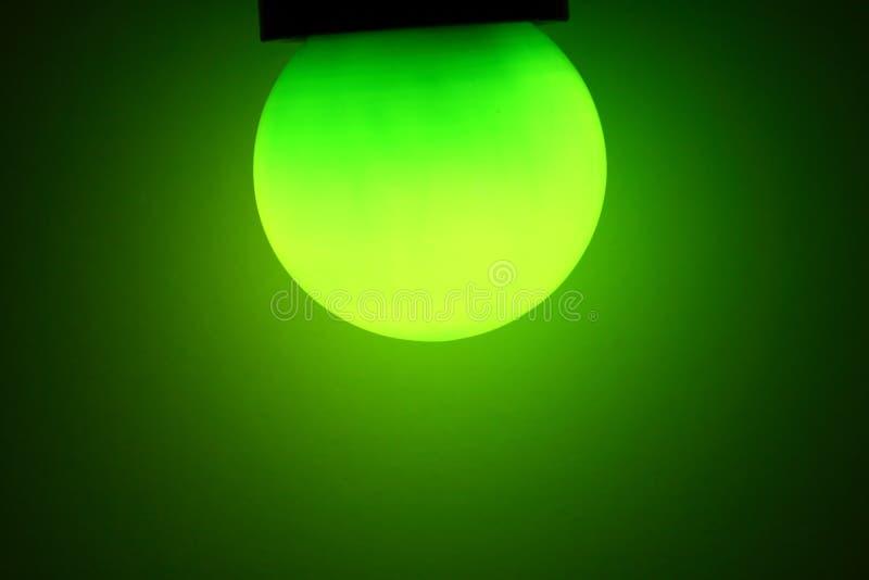 зеленый свет стоковое изображение rf