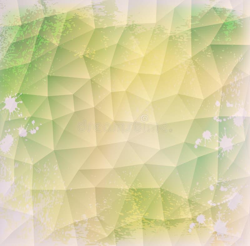 Зеленый цвет треугольника 02 бесплатная иллюстрация