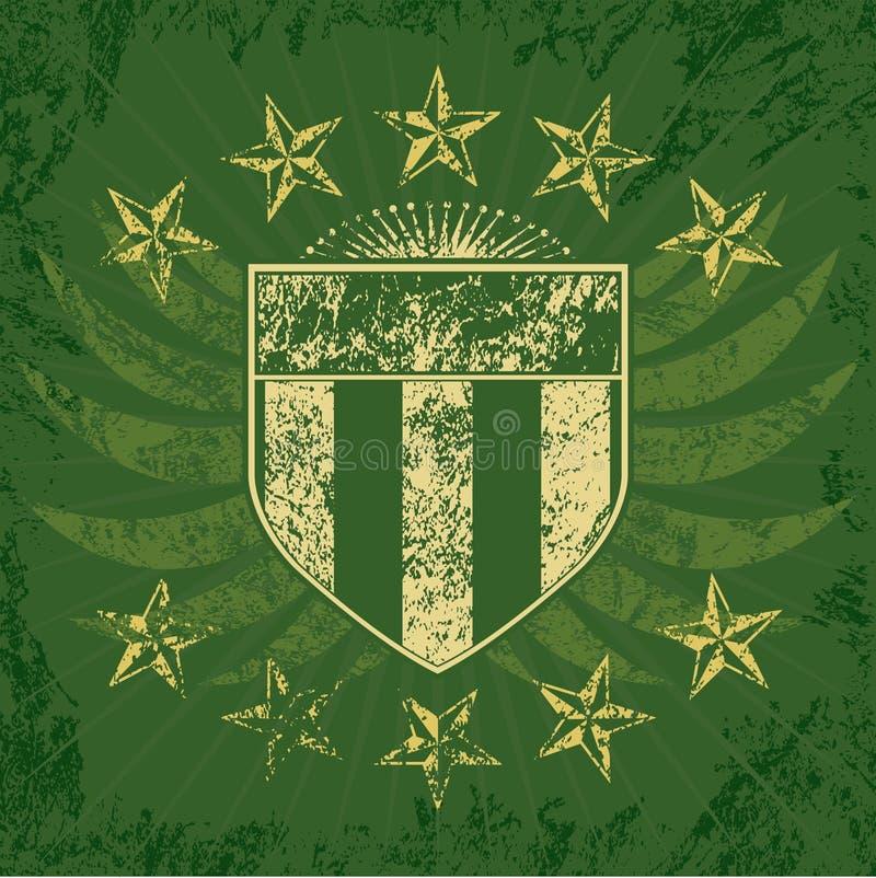 зеленый экран grunge бесплатная иллюстрация