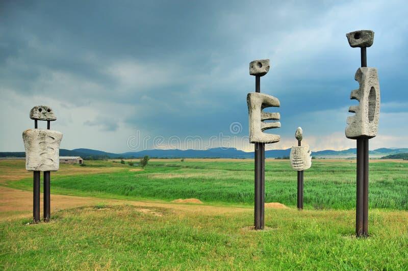земля венгра искусства стоковое фото rf