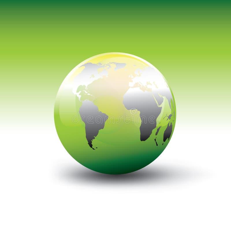 Download земля принципиальной схемы иллюстрация вектора. иллюстрации насчитывающей планета - 6852803