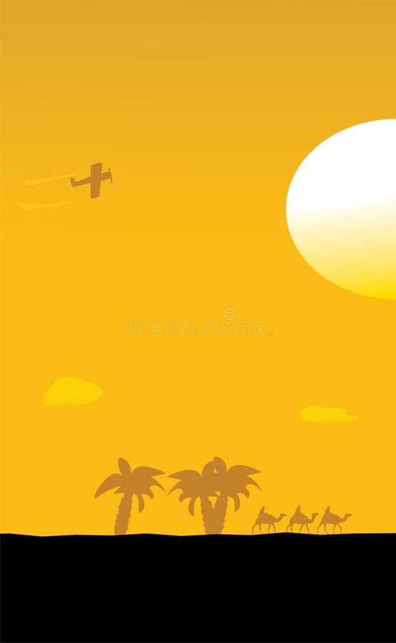земля пустыни бесплатная иллюстрация