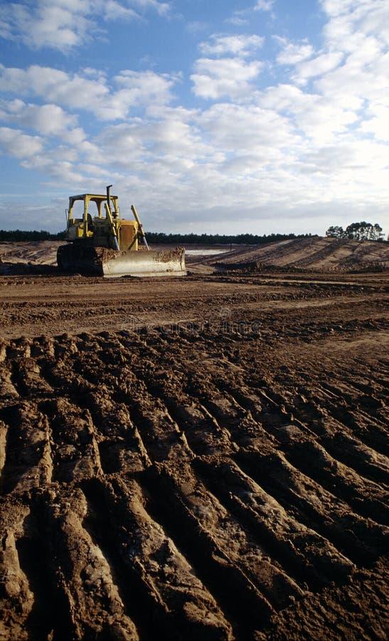 земля развития стоковое фото