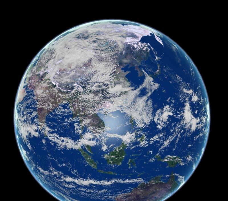 земля иллюстрация штока