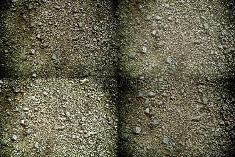 Земная текстура, поверхность песка, каменная предпосылка, хорошая для элементов дизайна стоковые изображения