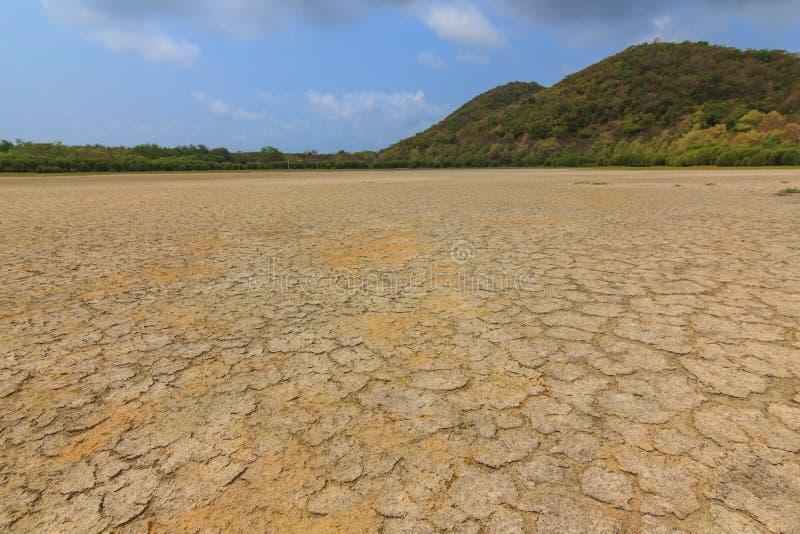 Земная текстура с горой стоковые изображения