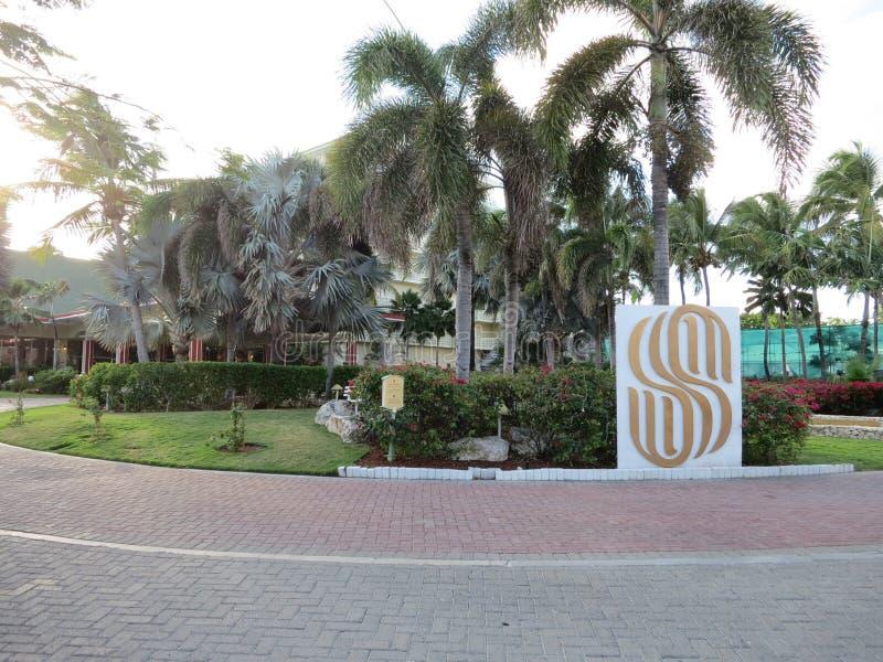Земли гостиницы Sonesta стоковые изображения rf