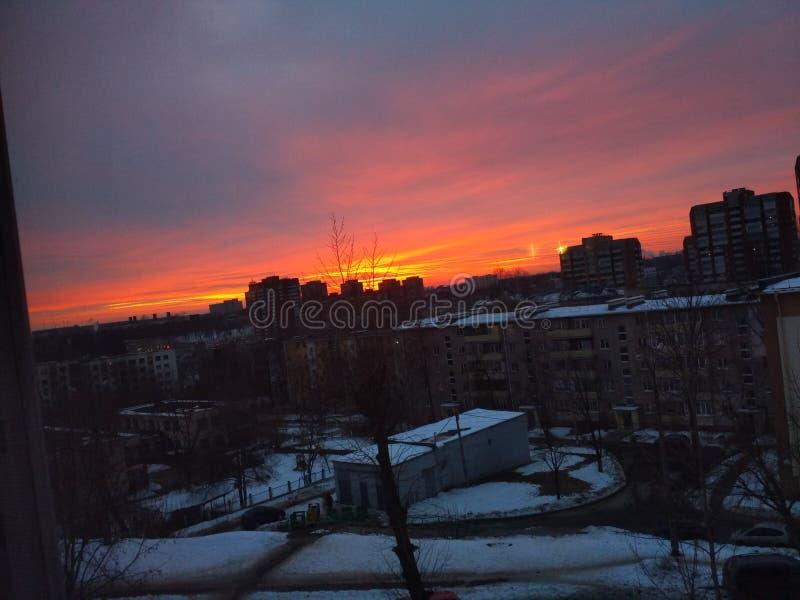 земля дня замерзая отдыхает зима вала снежка стоковое фото