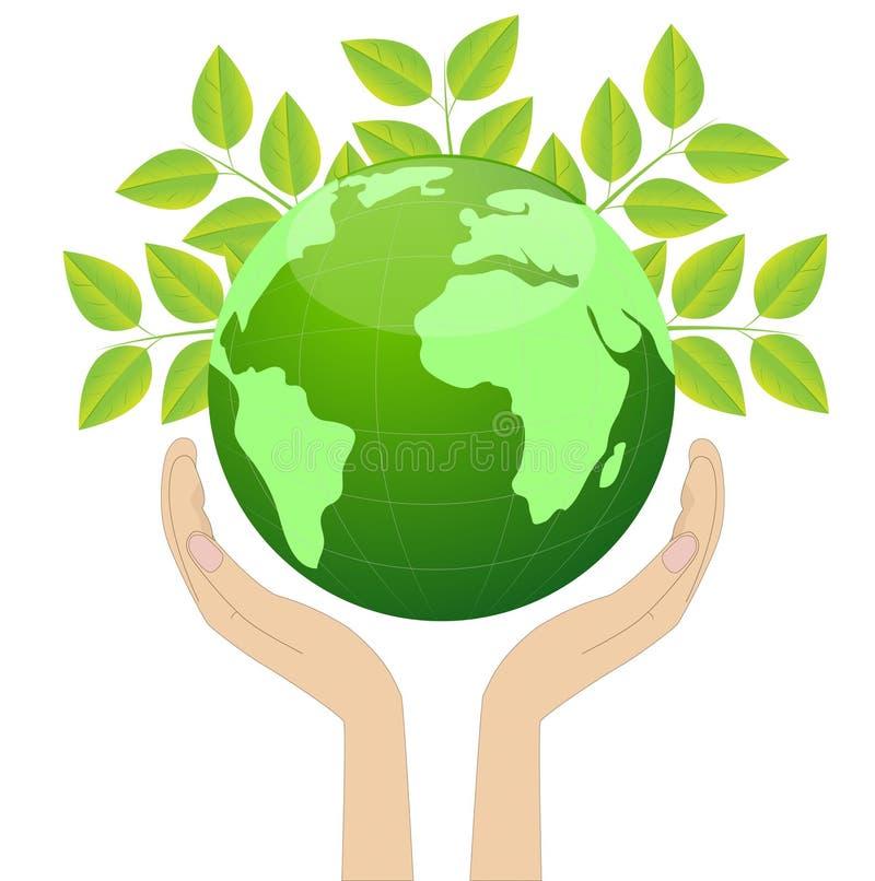 Эмблема экологии своими руками 11