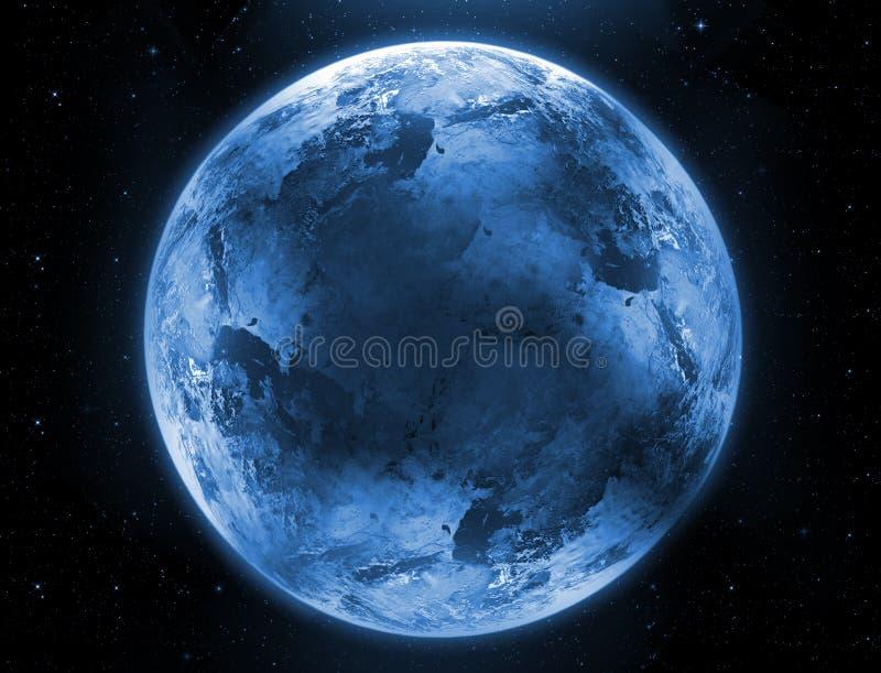 Земля планеты стоковые изображения