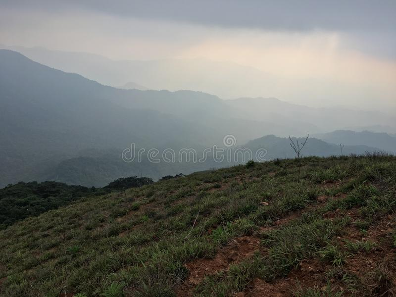 Земля рая стоковое фото rf