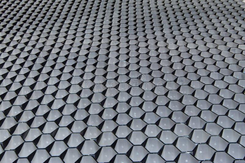 Земля стены шестиугольника стоковые изображения rf
