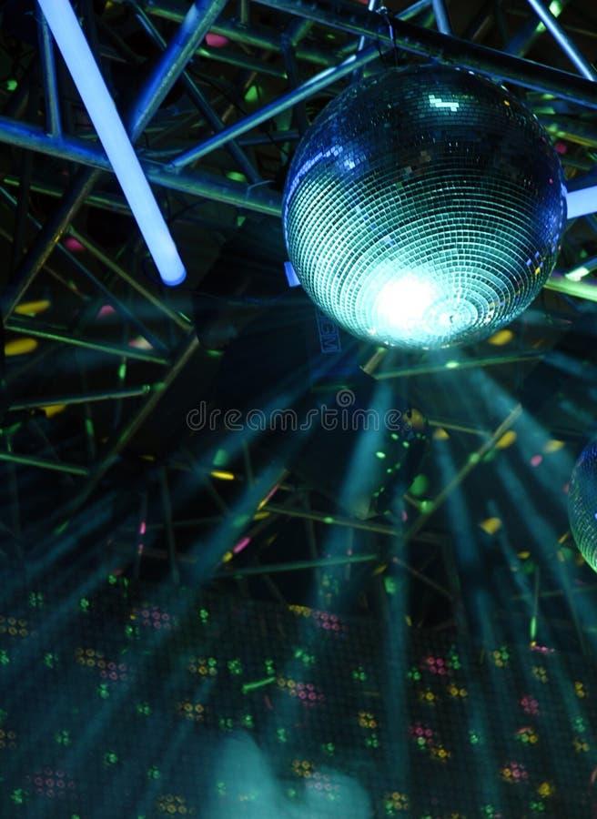 зеркало диско шарика стоковое фото rf