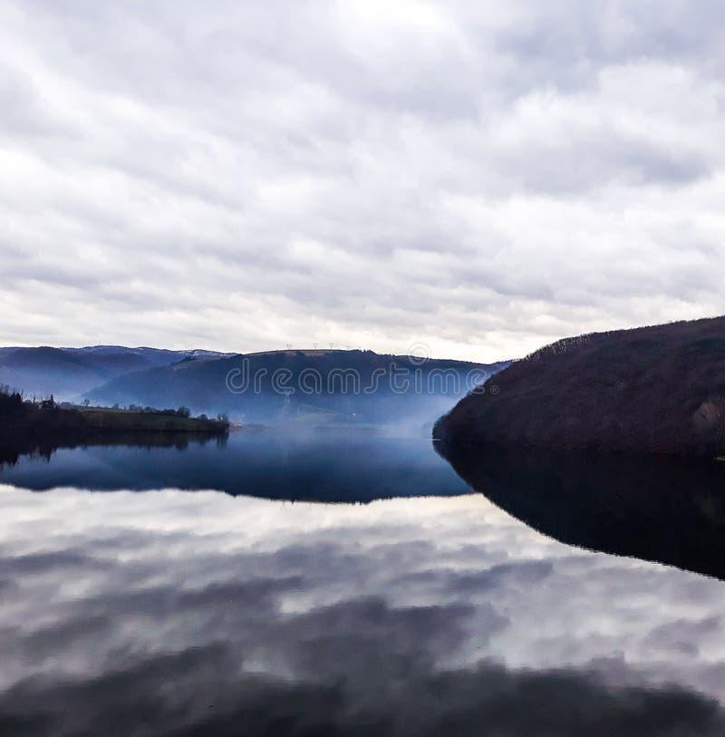 Зеркало природы стоковые фото
