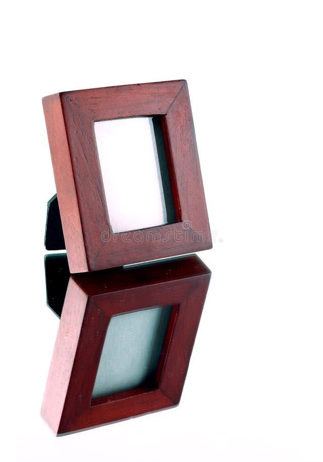 зеркало рамки стоковые фото