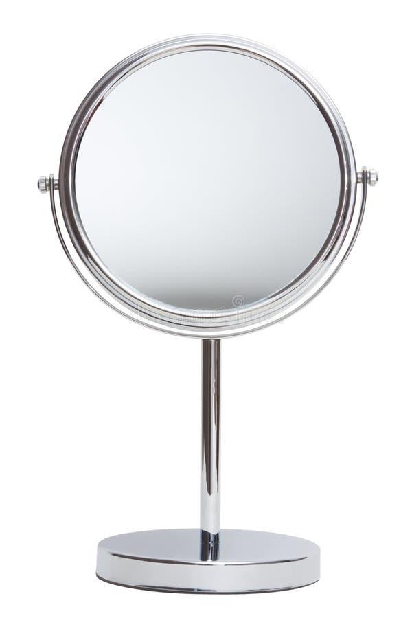 зеркало состава стоковое фото