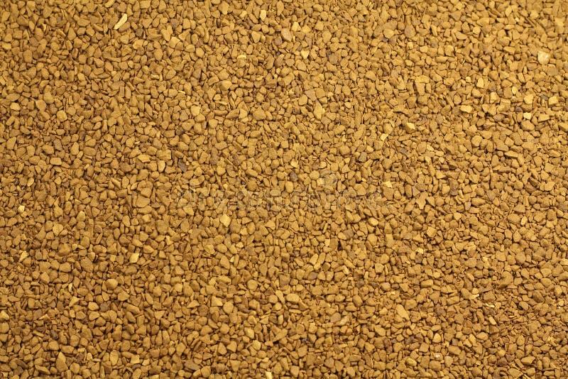Зерна кофе Soluble стоковые фото