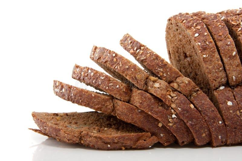 зерно хлеба коричневое отрезает все стоковые фото