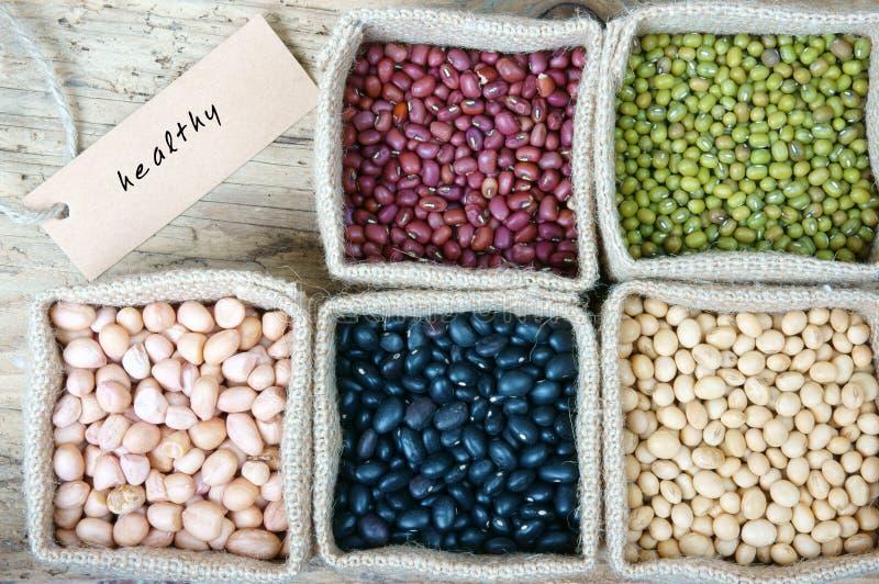 Зерно, хлопья, здоровая еда, еда питания стоковое изображение rf