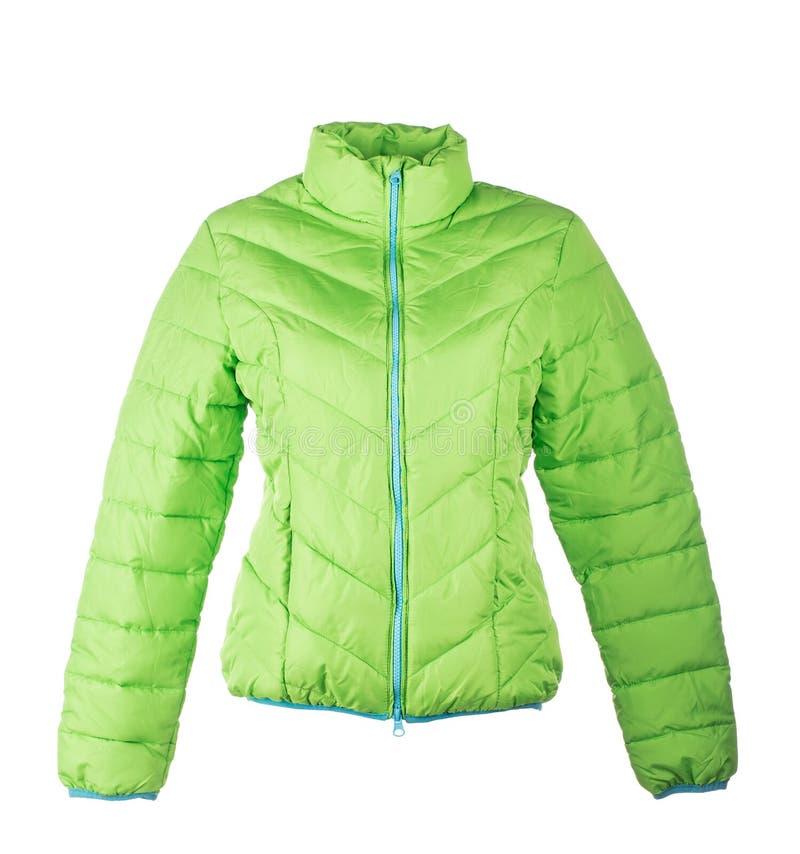 зеленая куртка стоковые фото
