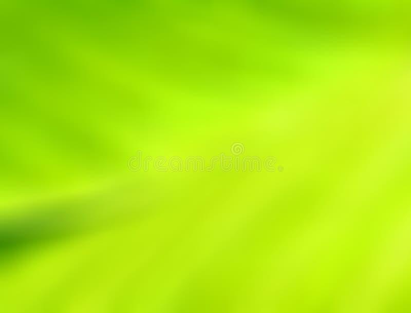 Зеленая предпосылка градиента иллюстрация вектора