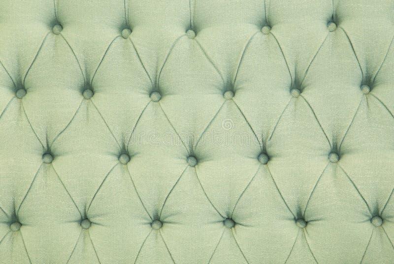 Зеленая предпосылка upholsteryfor ткани стоковые изображения rf