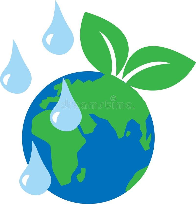Зеленая планета environ среда бесплатная иллюстрация