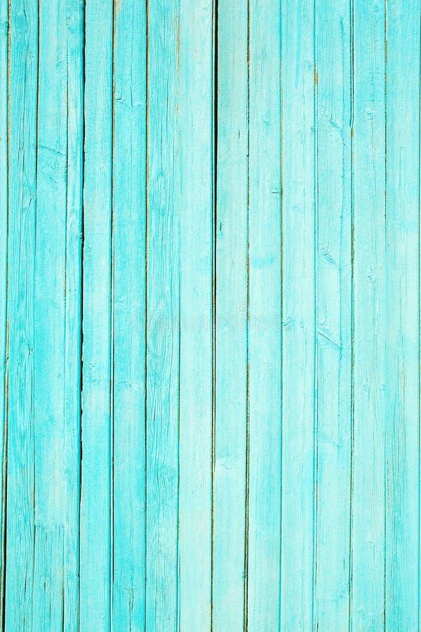 Зеленая текстура старой краски на деревянных планках стоковое изображение rf