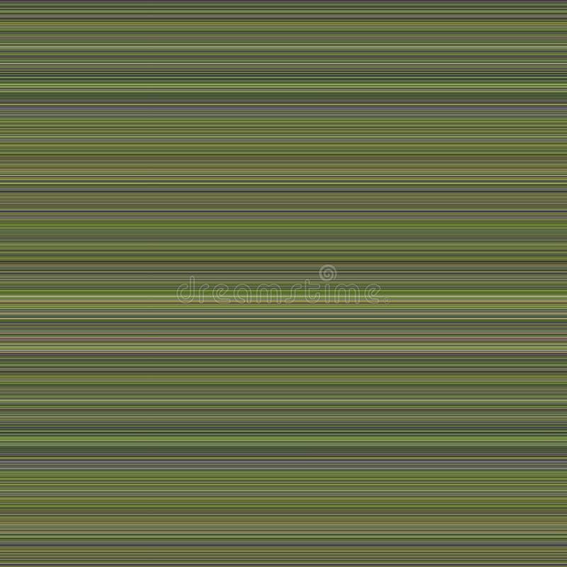 Зеленая тонкая Striped предпосылка бесплатная иллюстрация