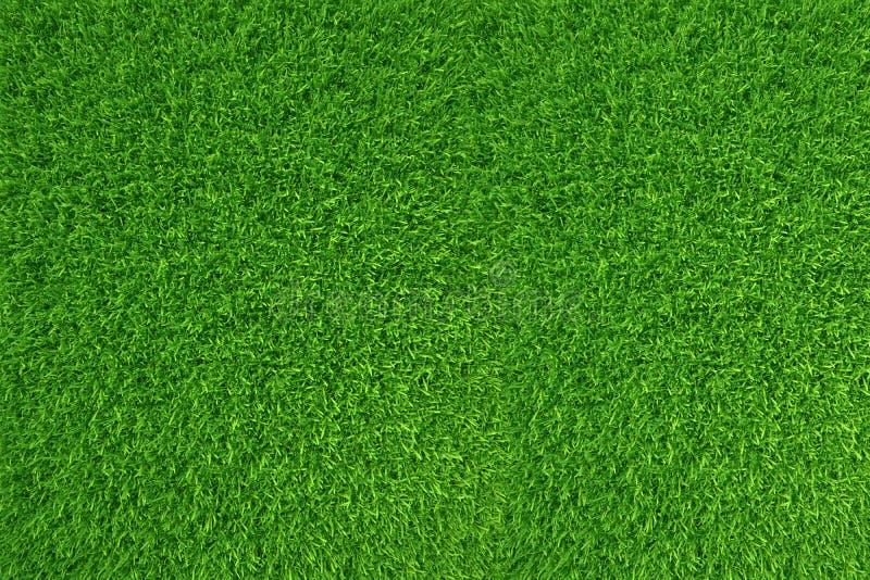 Зеленая трава Текстура естественной предпосылки Высокое разрешение перевод 3d иллюстрация вектора