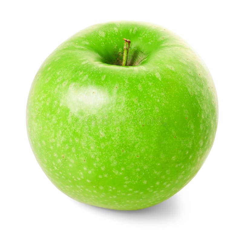 Download Зеленое яблоко стоковое фото. изображение насчитывающей здорово - 37925714