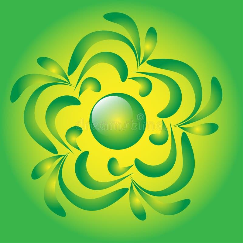 Download Зеленые растения иллюстрация вектора. иллюстрации насчитывающей консервация - 37926540