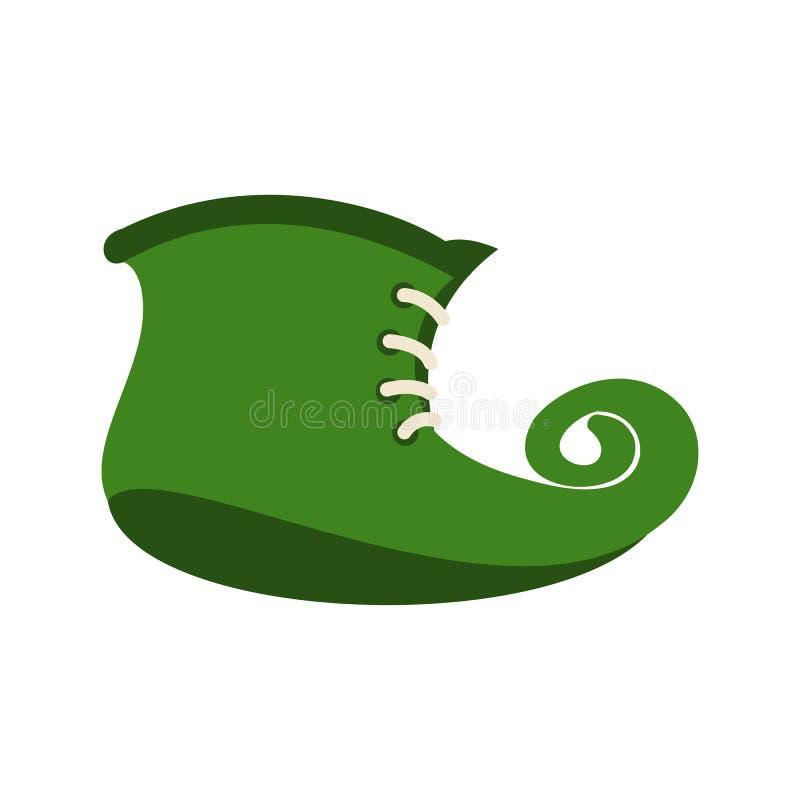 Зеленый лепрекон boots значок бесплатная иллюстрация
