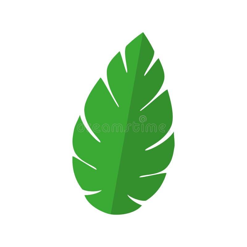 Зеленый значок завода природы лист бесплатная иллюстрация